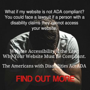 Ada comply for websites
